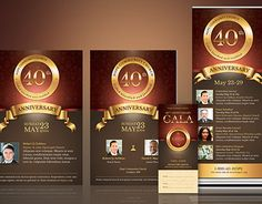 """Check out new work on my @Behance portfolio: """"Church Anniversary Template Kit"""" http://be.net/gallery/54738653/Church-Anniversary-Template-Kit"""