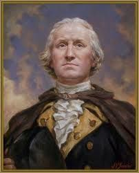 Lafayette French General who aided America during the Revolutionary War.
