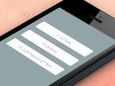 Button Animation on UI Movement
