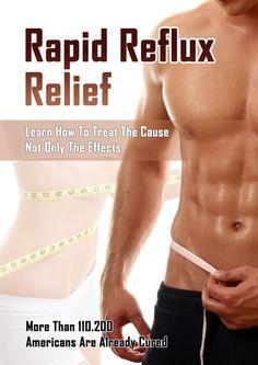 Rapid Reflux Relief Book PDF Download