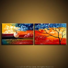 surrealism trees - Google Search