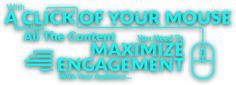 HOW TO GIVE AUDIENCE BEST CONTENT WITHOUT WRITING  WORD ON YOUR OWN BOOST ENGAGEMENT WITH A CLICK  #howtomakemoney,#money
