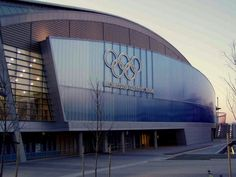 Project: Richmond Olympic Oval |  Location: Richmond, BC |  Architect: Cannon Design |  Professional Photography | #brilliantbuildings