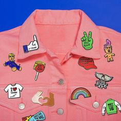 It's Nice That | Trump protest pins by Sagmeister & Walsh, Hort, Olimpia Zagnoli and more