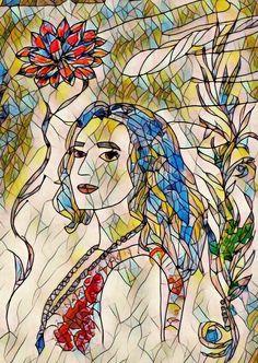 Yustina.art girl