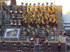 Central State University Marching Band, 2014 - The Invincible Marching Marauders