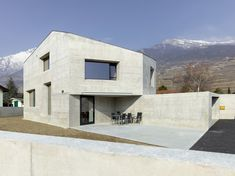 haus fabrizzi, conthey