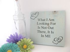 Inspirational Wood Wall Plaque | Wood Wall Hanging | Wood Home Decor | Unique Gift | Quote Wall Plaque | Law of Attraction | Home Accents