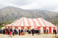 Vintage Circus wed