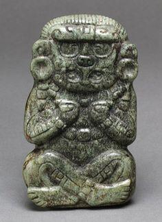Mayan Jade.