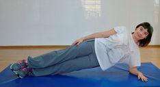 Как похудеть за месяц: боковая планка