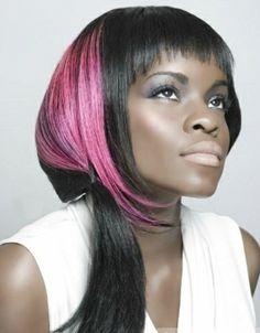877 best haircolor images on pinterest haircolor coloured hair black long hair with purple highlights 2014 hair highlights 2014 solutioingenieria Gallery