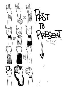ahahah this made me laugh, its soo true ! evolution.
