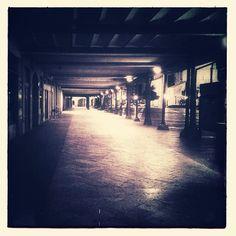 #myinstagram365proyect día091 volviendo a casa, calles desiertas. #aguilardecampoo