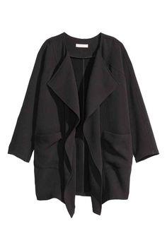 Drapowany płaszcz | H&M