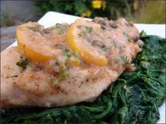 Chicken Picata, good recipe!