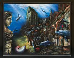 Tomasz Sętowski | Drowned Worlds, 1999
