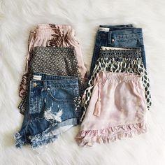 P I N T E R E S T ; ♡ @reevatman ♡ ⠀⠀⠀⠀⠀⠀⠀⠀⠀⠀⠀⠀⠀⠀⠀⠀⠀⠀⠀⠀⠀Shop the dreamiest shorts online at ✨Frankie-Phoenix.com