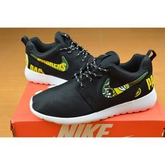 59bcbd7c6e468d New Release Nike Roshe Run Green Bay Packers Shoes