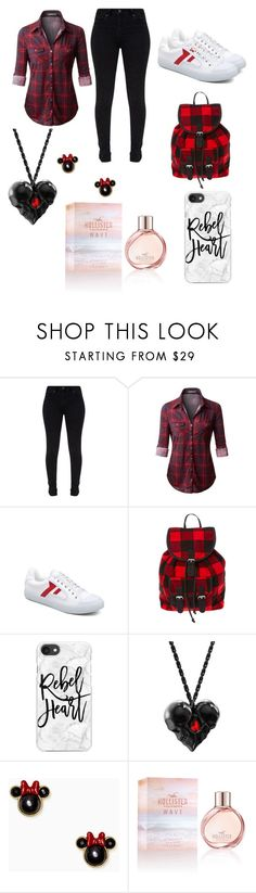 """Untitled #329"" by c-isabel1991 ❤ liked on Polyvore featuring Casetify, Kate Spade and Hollister Co."