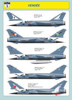 220 PROFILS VEN Military Jets, Military Aircraft, Dassault Aviation, France, World War, Air Force, Fighter Jets, F1, War