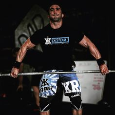 Stop talking just #makeithappen ! With #crossfitter Christophe Besnard , #crossfit #workout