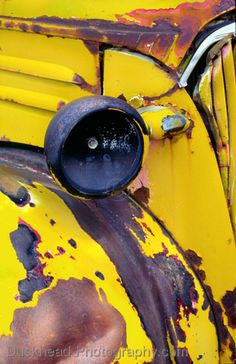 Yellow | Giallo | Jaune | Amarillo | Gul | Geel | Amarelo | イエロー | Colour | Texture | Style | Form | Yellow Truck, Wyoming
