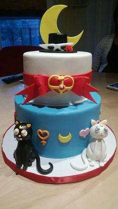 Sailor Jupiter Cake