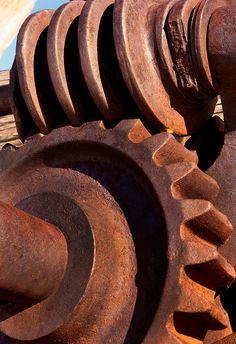 Rust & Gears