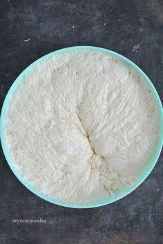 sütlü mayalı pişi tarifi yapımı Bagel, Camembert Cheese, Food And Drink, Tableware, Milk, Food Dinners, Food And Drinks, Food Food, Kuchen