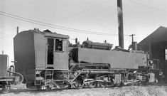 URY narrow gauge locomotive (with tender), engine number engine type :: Photographs - Western History Electric Locomotive, Steam Locomotive, Number 50, Rail Transport, Rail Car, Train Pictures, Old Trains, Engine Types, Coal Mining
