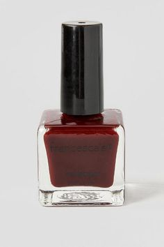 Oh My Oxblood Red Nail Lacquer