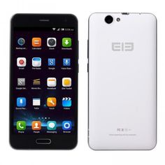 Original ELEPHONE P5000 Cellphone MTK6592 1.7GHz Octa Core 5.0 Inch FHD Screen Android 4.4 5350mAH Fingerprint NFC 3G Dual SIM Smartphone Online with $177.22/Piece on Mayiandjay's Store | DHgate.com