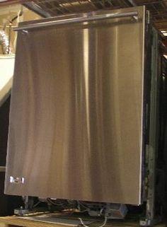 GE Monogram Stainless Steel Top Control Dishwasher JUST $875!
