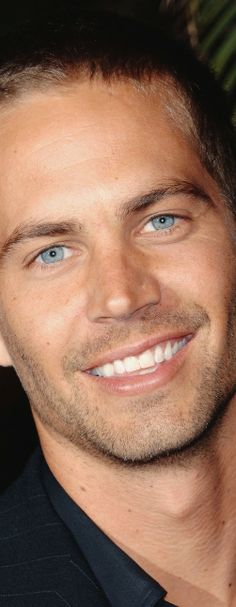 Paul Walker....TRAGIC...Rest in Peace