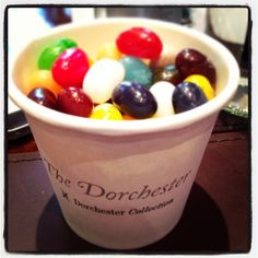 The Dorchester can make any sweet tooth happy