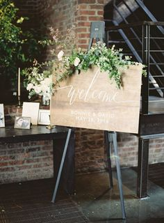 Photography : Sawyer Baird Read More on SMP: http://www.stylemepretty.com/2016/10/17/urban-garden-wedding/