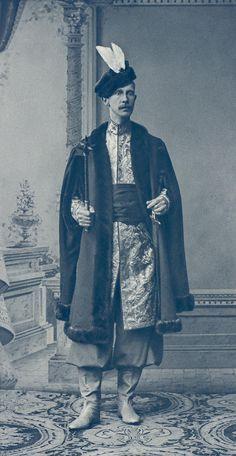 Grand Duke Dmitry Konstantinovich / Великий князь Дмитрий Константинович (1860 - 1919)