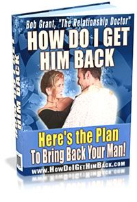 How Do I Get Him Back is developed by Bob Grant, who is a licensed professional counselor and also the author of many relationship books, such as The Women Men Adore and Never Want to Leave. Hopefully this How Do I Get Him Back review will help shed some light on the quality of your product.