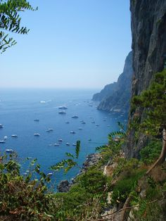 Capri, Italy, my most favorite place in the world