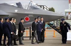 F-35 visita o Japão
