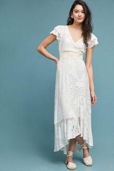 288008a934f11 Slide View: 1: Farm Rio Gerty Maxi Dress Anthropologie Wedding,  Anthropologie Dresses,