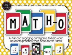 Math-o - addition, subtraction, multiplication, division games $ This one is on my wishlist!