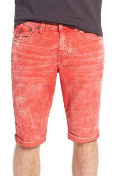 True Religion Brand Jeans 'Ricky' Denim Shorts