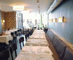 The French Café | Amsterdam -  de Pijp | Mooie inrichting, lekker eten.