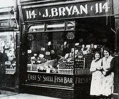 Jack Bryan's Cockle Shop, 114 East Street, Bedminster High Street Shops, East Street, Old Street, City Of Bristol, Bristol Uk, Candid Photography, Street Photography, Cities In Uk, Bristol England