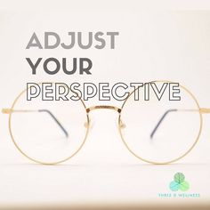 Sometimes a situation isnt as bad as it appears to us. Thats why its important to shift your perspective and get a fresh take on a situation. Sometimes our mindset gets in the way of us seeing what is really going on.  #friday #advice #positivity #selfhelp #glasses #goodvibes #october #instagood #happiness #health #mentalhealth #healing #holistic #wellness #wellbeing #living #lifestyle #loveandlight #mindset #conflict #resolution #lifecoach #mentality