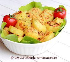 Cartofi cu usturoi si mustar la cuptor Raw Vegan Recipes, Cooking Recipes, My Favorite Food, Favorite Recipes, Romanian Food, Romanian Recipes, European Dishes, Good Food, Yummy Food