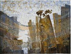 Between Now and Then Quilt Artist: Lorraine Roy