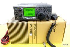 """Sale!!!! ICOM IC-910D 144 / 430MHz (All Mode) 100 / 75W Transceiver *Pristine FREE SHIPPING  Buy / Comprarlo en  MH Parts and Facebook: us/ 1400 Free Shipping  eBAY Price us/1490 Free Shipping : https://www.ebay.com/itm/382500605784  Mercadolibre (Americas) Correo Gratis: $2.700.000  Write Us / Escribanos """"MH Parts always thinking in our Ham Radio stations"""" """"MH Parts siempre pensando en nuestros Radioaficionados"""" #electronic #radio #hamradio #icom #yaesu #kenwood #swap #radioaficionados…"""